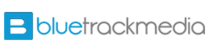 Blue Track Media's Company logo