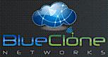 Blueclone's Company logo