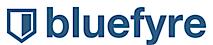 Bluefyre's Company logo