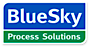 Seybold International's Competitor - Blueskyprocess logo