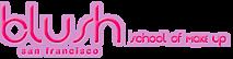 Blush School Of Makeup's Company logo