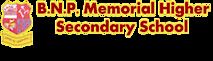 Bnp Memorial Higher Secondary School, Rewa's Company logo