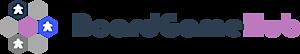 Board Game Hub's Company logo