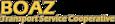 Boaz Transport Service Cooperative Logo