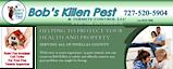 Bob's Killen Pests & Termite Control's Company logo