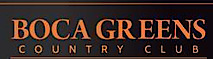 Boca Greens Country Club's Company logo