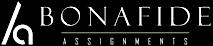 Bonafideassignment's Company logo
