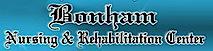 Bonham Nursing & Rehabilitation Center's Company logo