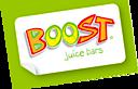 Boost Juice's Company logo
