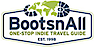 Stride Travel's Competitor - BootsnAll logo