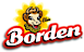 The Unjury's Competitor - Borden Dairy Company logo