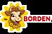 The Unjury's Competitor - Borden Dairy Company. logo