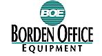 Borden Office Equipment's Company logo