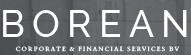 Borean's Company logo