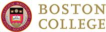 Boston College's Company logo