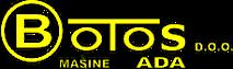 Botos Masine Doo's Company logo