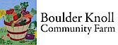 Boulder Knoll Community Farm's Company logo