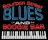 Bourbon Street Blues & Boogie Bar's Company logo