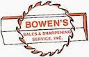 Bowen's Sales & Sharpening Service's Company logo
