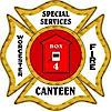 Box 4 Special Services Canteen's Company logo