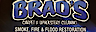 Brads Carpet And Upholstery Cleaning Logo