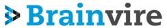 Brainvire's Company logo