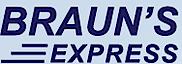 Brauns Express's Company logo