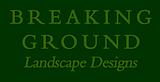 Breaking Ground Landscape Designs's Company logo