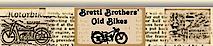 Bretti Brothers' Old Bikes's Company logo