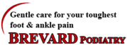 Brevard Podiatry's Company logo