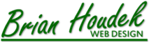 Brian Houdek Web Design's Company logo