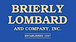 Brierly Lombard's Company logo