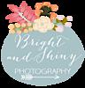 Bright And Shiny Photography's Company logo