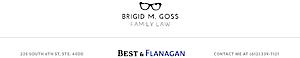 Brigid M. Goss's Company logo