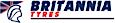 Hometyre's Competitor - Britannia Tyres logo