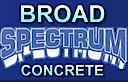 Broad Spectrum Concrete's Company logo