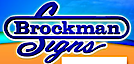 Brockman Signs's Company logo