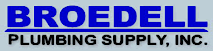 Broedell Plumbing's Company logo