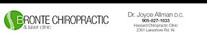 Bronte Chiropractic's Company logo