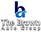 Absautoauctions, Net's Competitor - Brown Auto Group logo