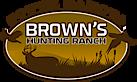 Brown's Hunting Ranch's Company logo