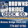 Lake Life: Dock & Home Care's Competitor - Browns Bridge Dock logo