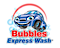Pines Express Car Wash's Competitor - Bubblesexpresswash logo
