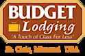 Budget Lodging's Company logo