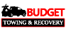 Budget Towing And Recovery Logo