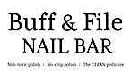 Buff & File Nail Bar's Company logo