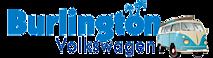 Burlington Volkswagen's Company logo