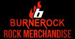Burnerock : Rock Merchandise's Company logo