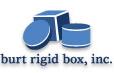 Burt Rigid Box's Company logo