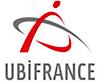 Ubifrance's Company logo